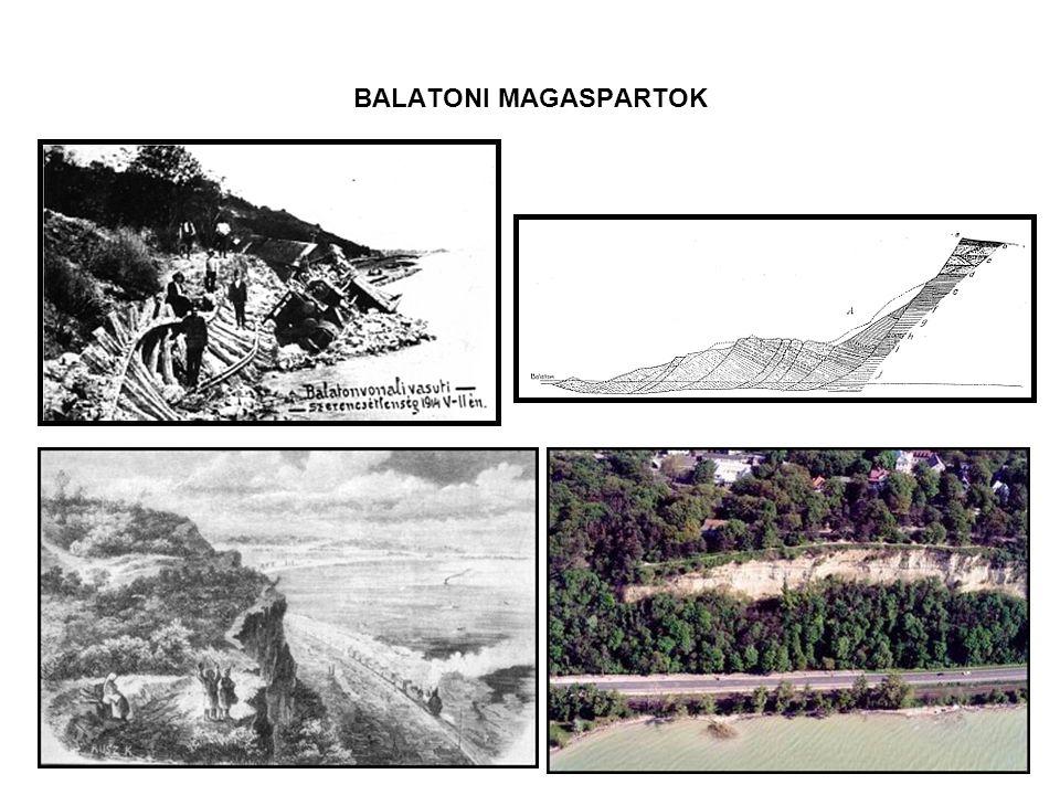BALATONI MAGASPARTOK