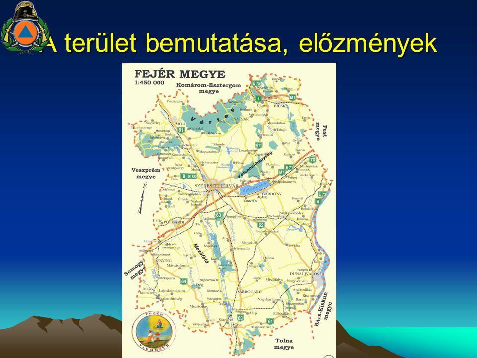 Előzmények  A területen 1964-ben már volt földcsuszamlás.