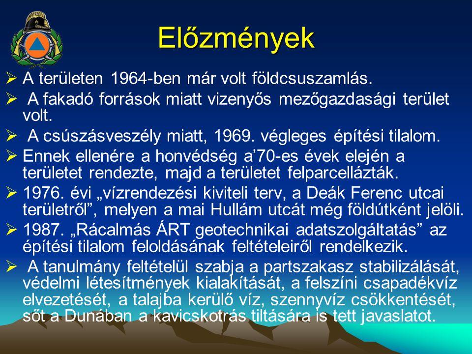 Előzmények  1989.