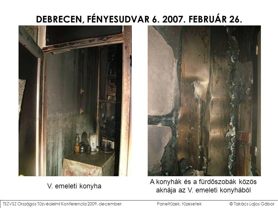 DEBRECEN, FÉNYESUDVAR 6.2007. FEBRUÁR 26. V.
