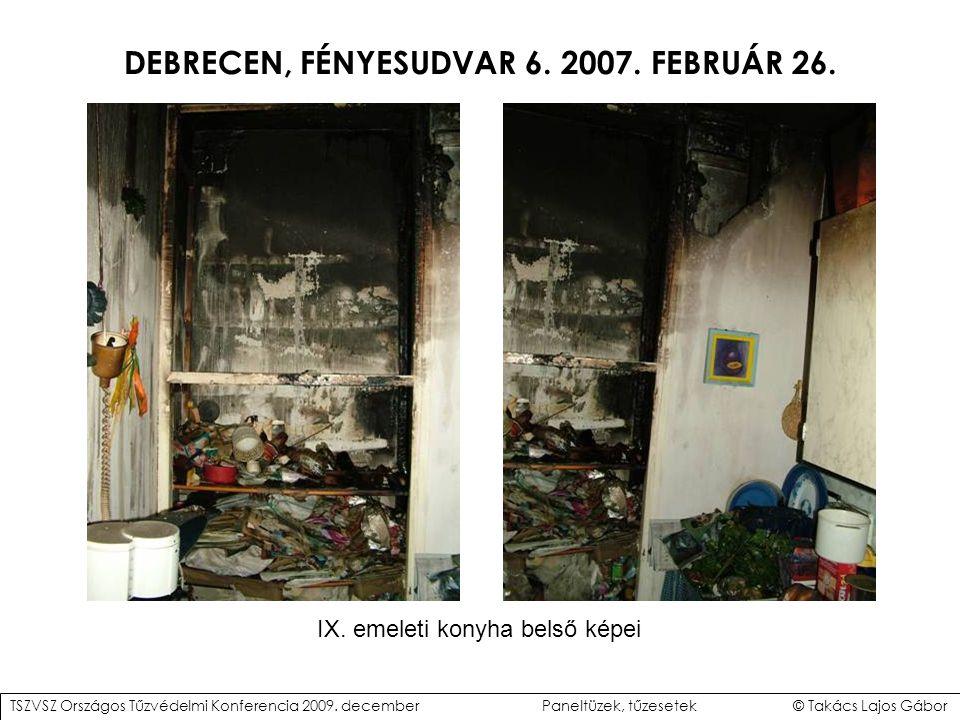 DEBRECEN, FÉNYESUDVAR 6.2007. FEBRUÁR 26. IX.