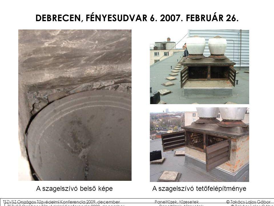 DEBRECEN, FÉNYESUDVAR 6.2007. FEBRUÁR 26.
