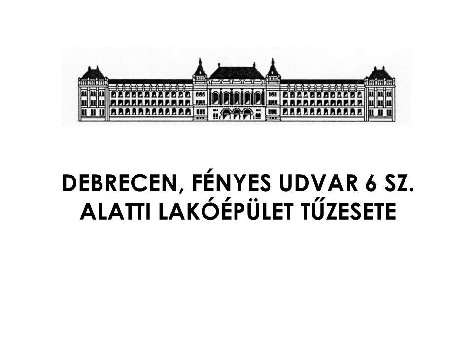 TARTÓSZERKEZETEK TŰZÁLLÓSÁGI PROBLÉMÁI Vasbeton szerkezetek: hőtágulás és réteges leválás (Budapest, Fehérvári út 217) TSZVSZ Országos Tűzvédelmi Konferencia 2009.