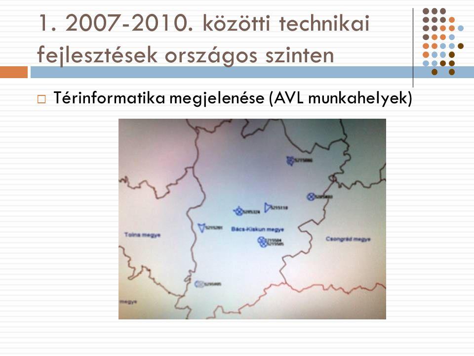 1. 2007-2010.