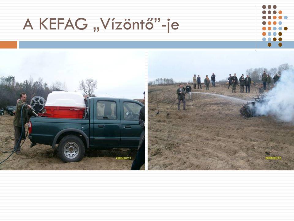 "A KEFAG ""Vízöntő -je"