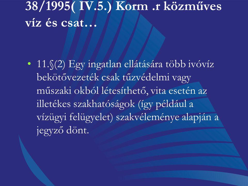 253/ 1997( XII.20.)Korm. r. OTÉK 98§ (3) A lépcsőházak számát, elhelyezését, kialakítását, méretezésének és légtérelkülönítésének módját a tűzvédelem