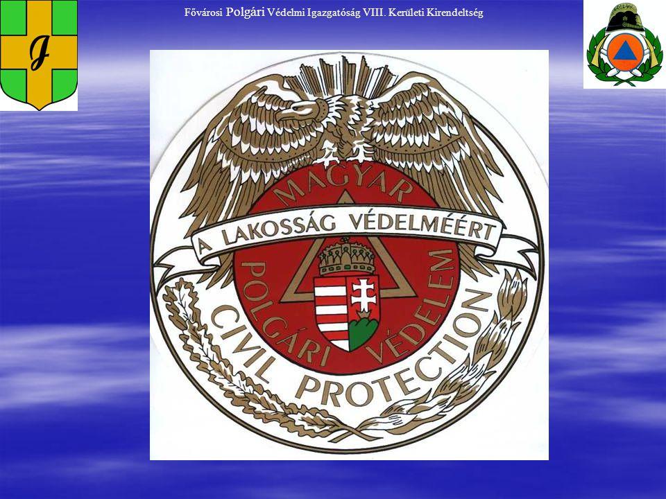 Polgármesteri Köszönőlevél A kerület Polgármestereként megköszönöm a Fővárosi Tűzoltóparancsnokság, a Kerületi Rendőrkapitányság, a Fővárosi Polgári Védelmi Igazgatóság VIII.