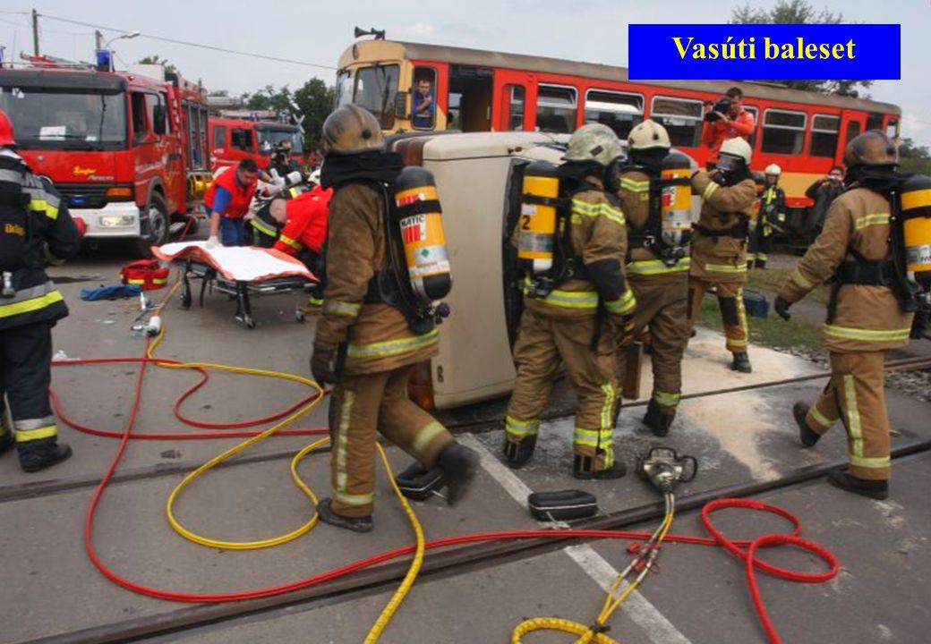 36 Vasúti baleset