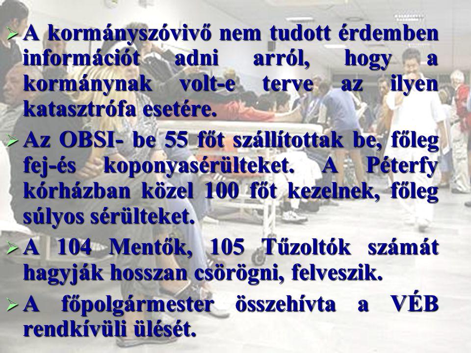 Esemény Várható létszám Mentőügyelet Vegyi bontású illemhely napi feltöltéssel és tisztítással db Lengyel térszínházi produkció okt.