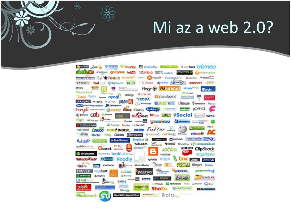 Mi az a web 2.0?