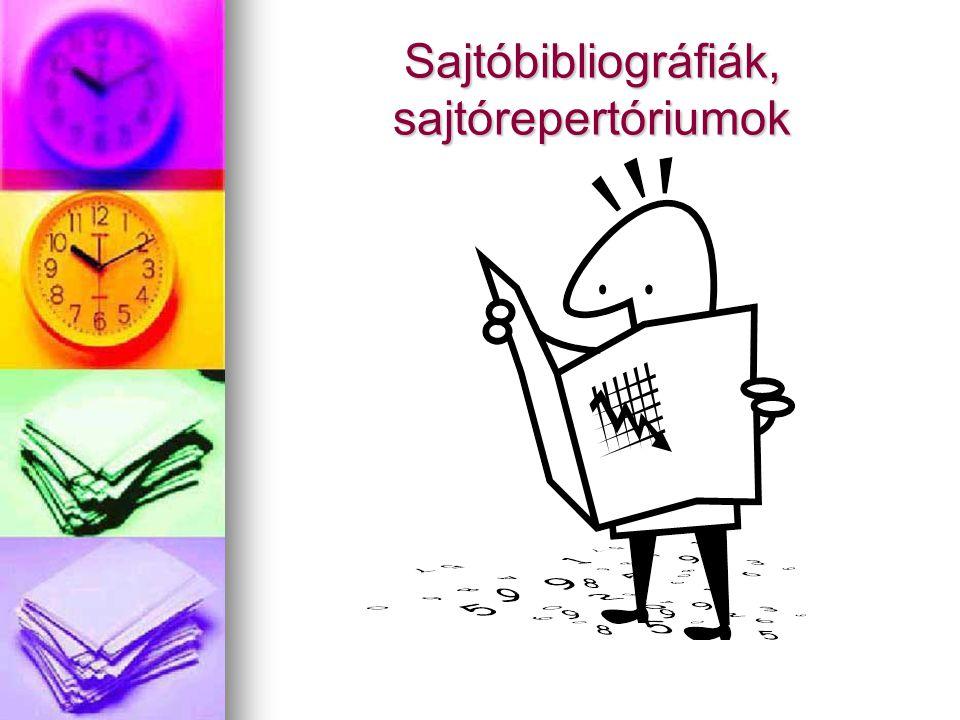 Idegen nyelvű folyóiratok jegyzéke nagyobb közművelődési könyvtáraknak