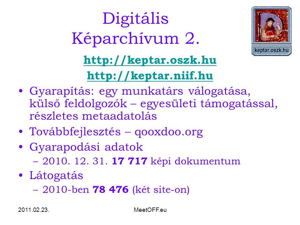 2011.02.23.MeetOFF.eu Digitális Képarchívum 2.