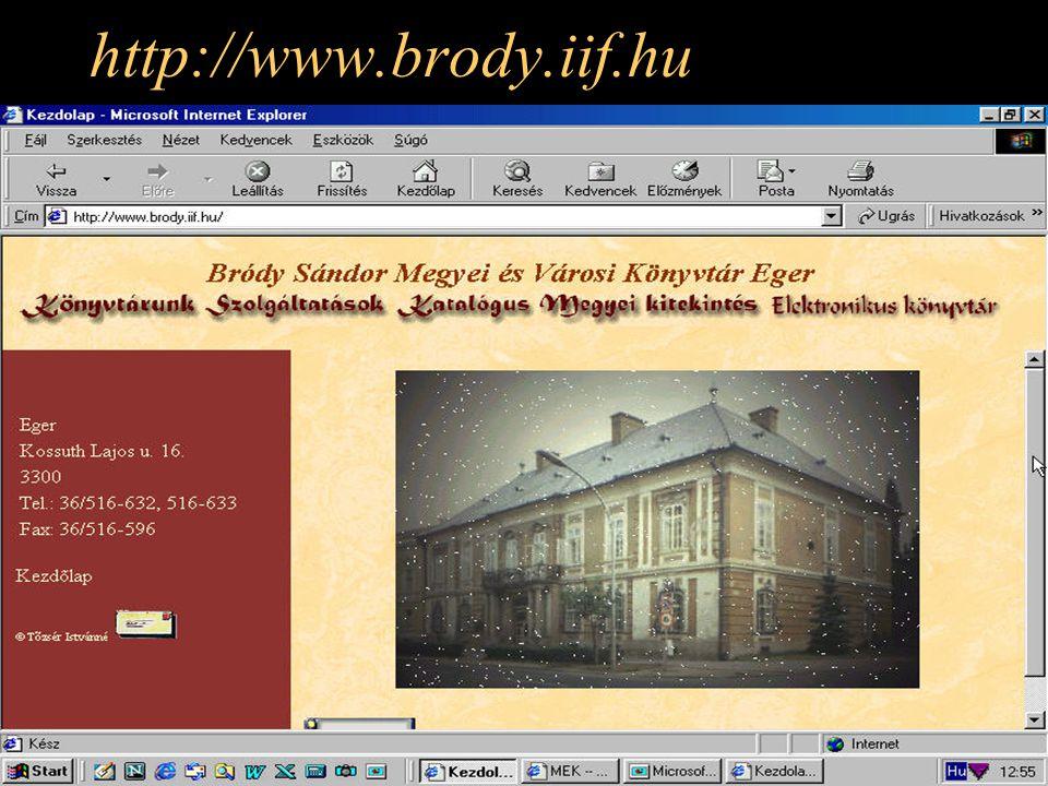 http://www.brody.iif.hu