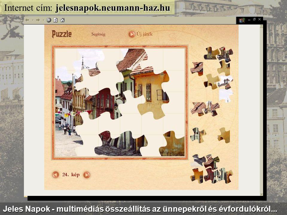 mek.oszk.hu/kiallitas/lazar/ Internet cím: mek.oszk.hu/kiallitas/lazar/ Összeállítás és gyermekrajz-pályázat Lázár Ervin író emlékére...