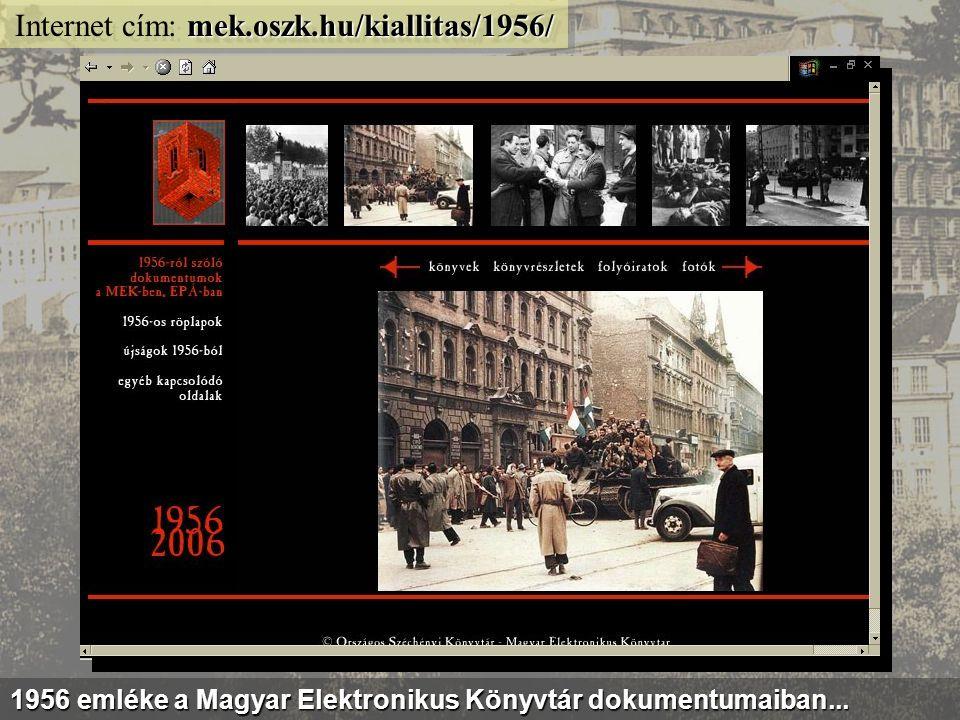 mek.oszk.hu/01900/01925/ Internet cím: mek.oszk.hu/01900/01925/ Madách Imre drámája az illusztrációk és fordítások tükrében...