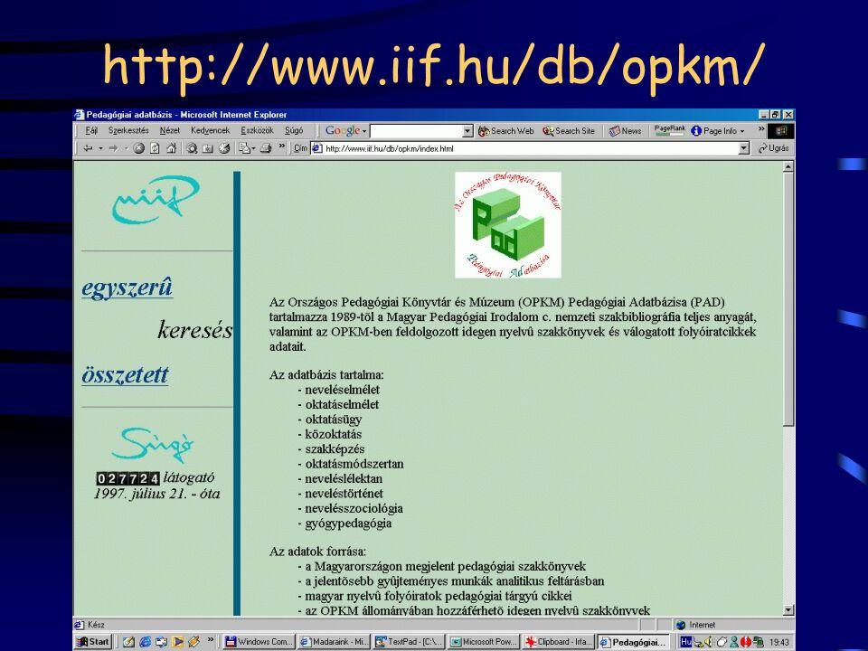 http://www.iif.hu/db/opkm/