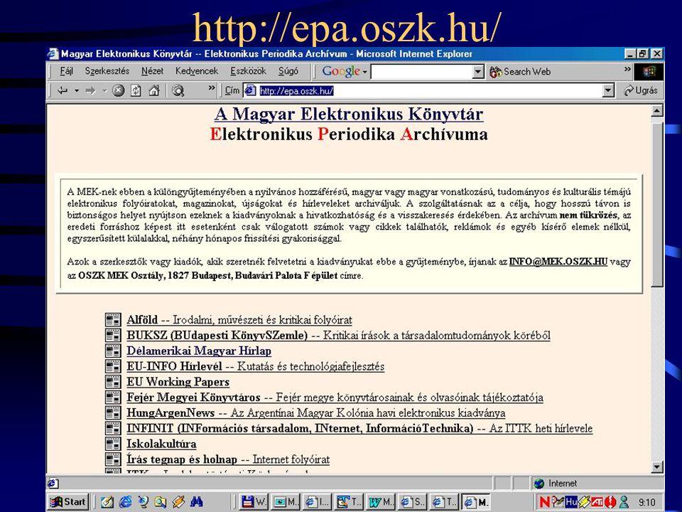 http://epa.oszk.hu/