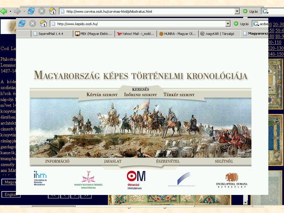 2006. 08. 08.Budapest, Hungary, 21st World Congress on Reading 7 A MEK Osztály szolgáltatásai Magyar Elektronikus Könyvtár Elektronikus Periodika Arch