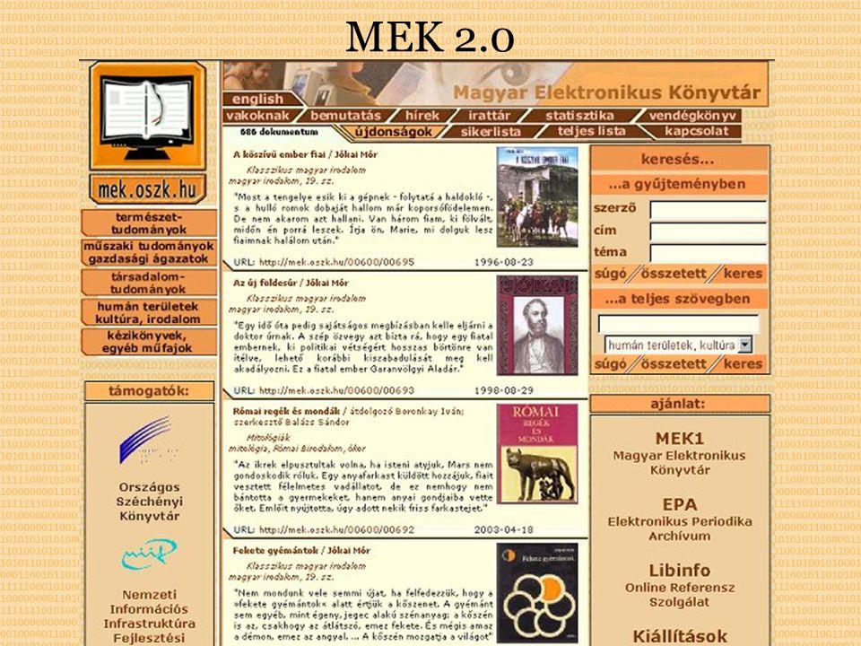MEK 2.0