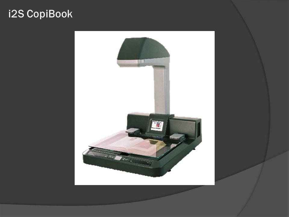 i2S CopiBook