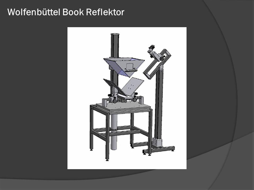 Wolfenbüttel Book Reflektor