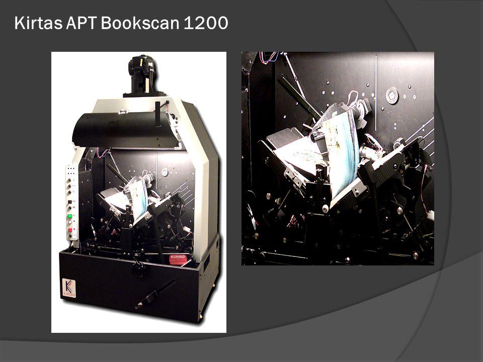 Kirtas APT Bookscan 1200