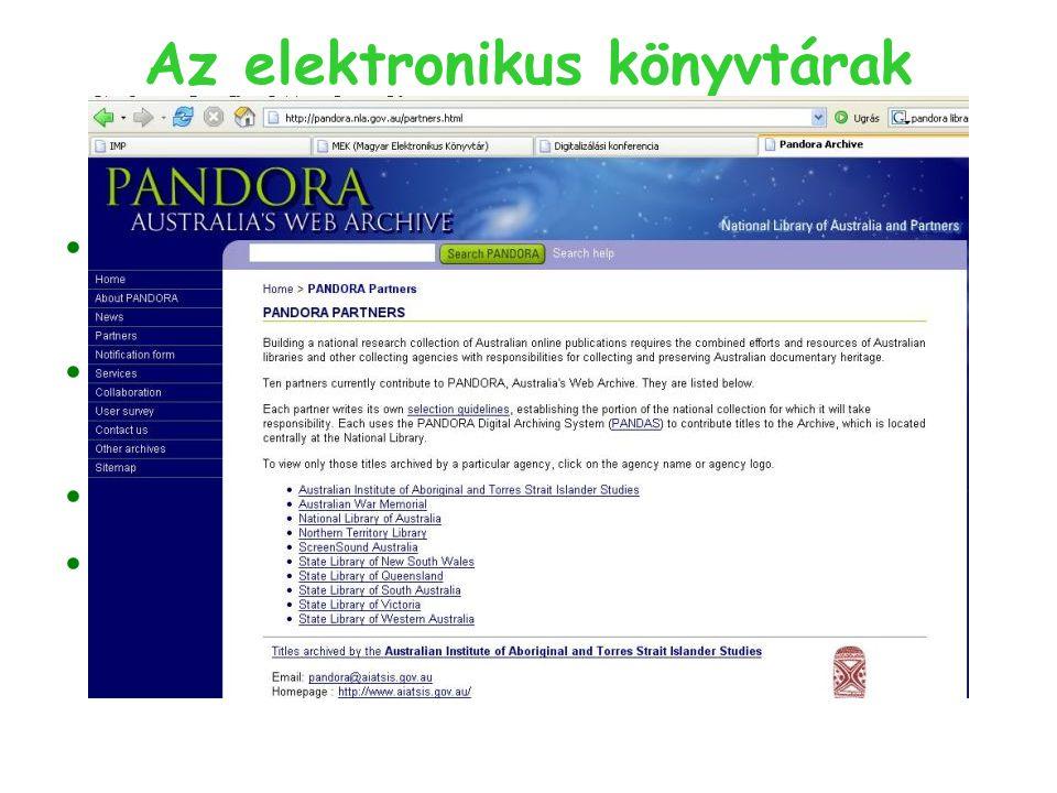 Az elektronikus könyvtárak hálózata Jogi feltételek - közös fellépés – MEK Egyesületi javaslatok Piaci modellek, finanszírozás pl. POD, DOD Együttműkö