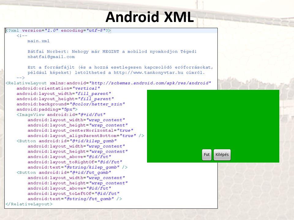 Android XML