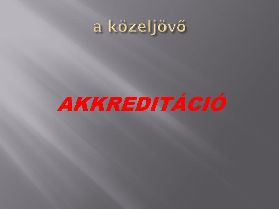 AKKREDITÁCIÓ