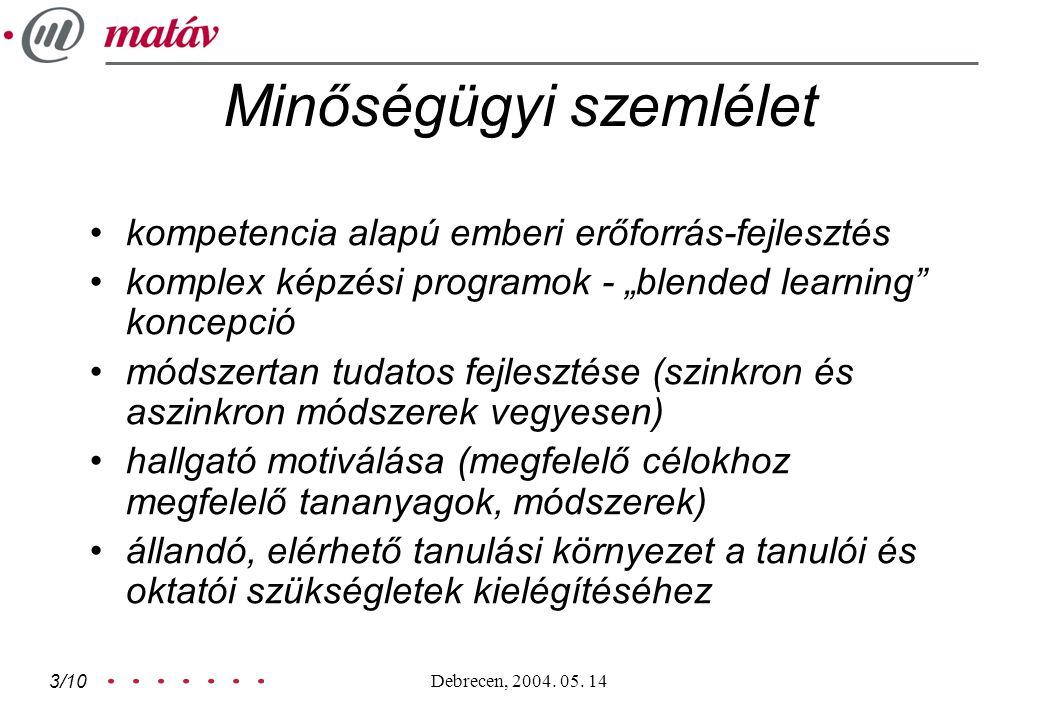 Debrecen, 2004. 05.