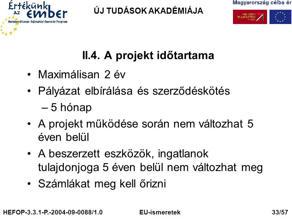 ÚJ TUDÁSOK AKADÉMIÁJA II.4.