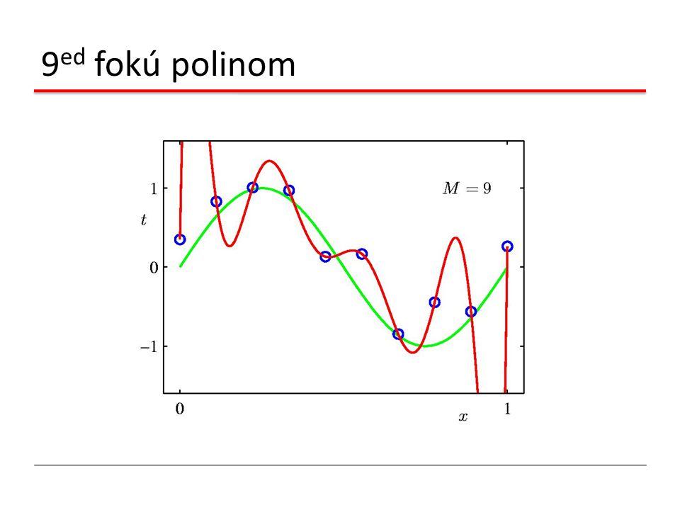 9 ed fokú polinom