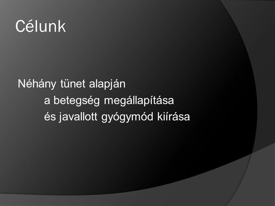 A GetRule-ok ?p <- (Beteg (testho nil) ……. (modify ?p (testho ?valasz)))
