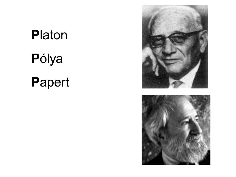 Platon Pólya Papert