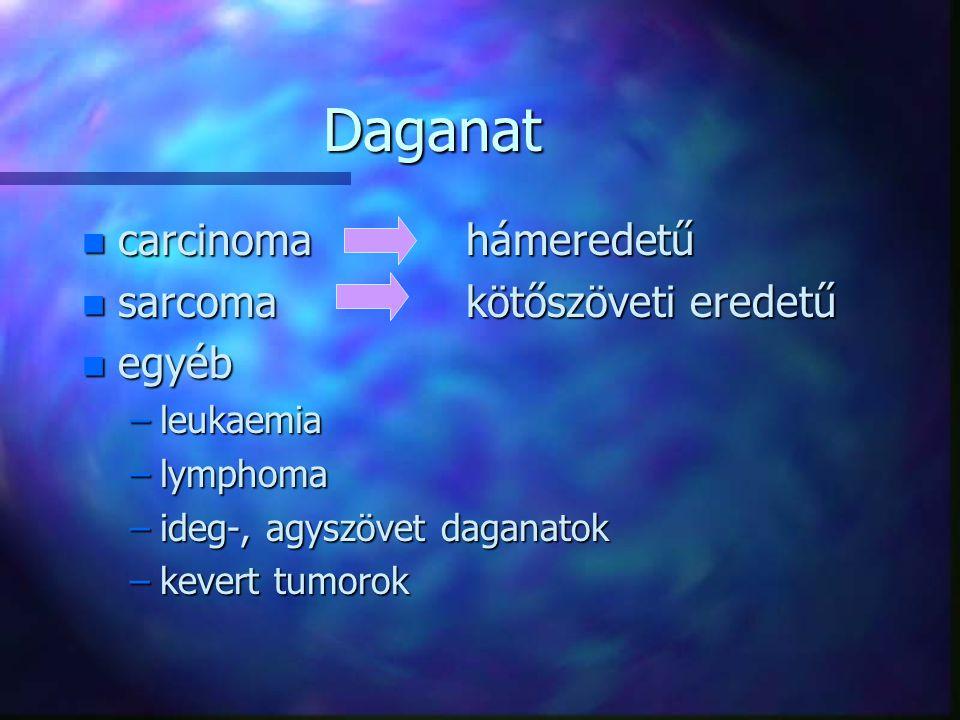 Citosztatikumok n alkilezőszerek –cyclophosphamid (CYTOXAN, ENDOXAN) –iphosphamid (HOLOXAN) –fotemustin (MUSTOPHORAN) –dacarbazin (DACARBAZIN)