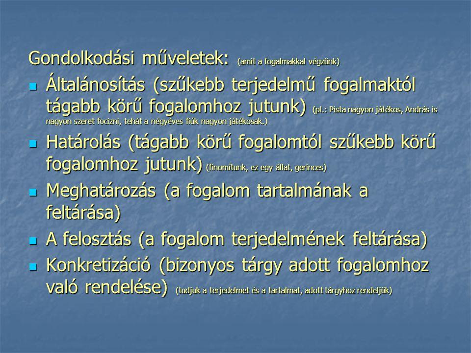 2.A partner cselekvésének szabályozása 2. A partner cselekvésének szabályozása 3.