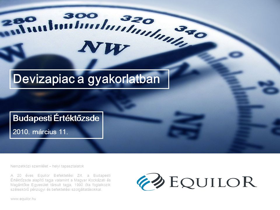 22 I. Korreláció EUR/AUD: Hosszútávon szinte vízszintes…