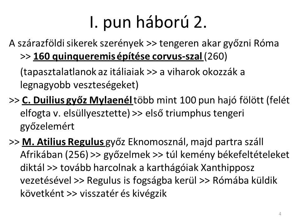 5 I.pun háború 3. P.
