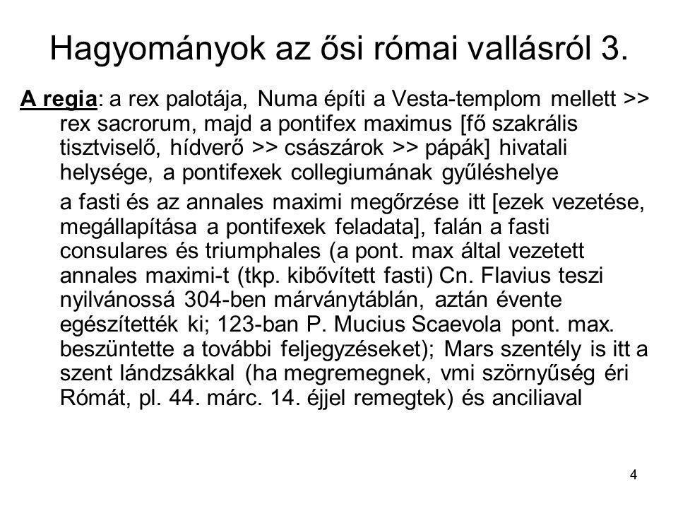 Vesta-papnők 2.