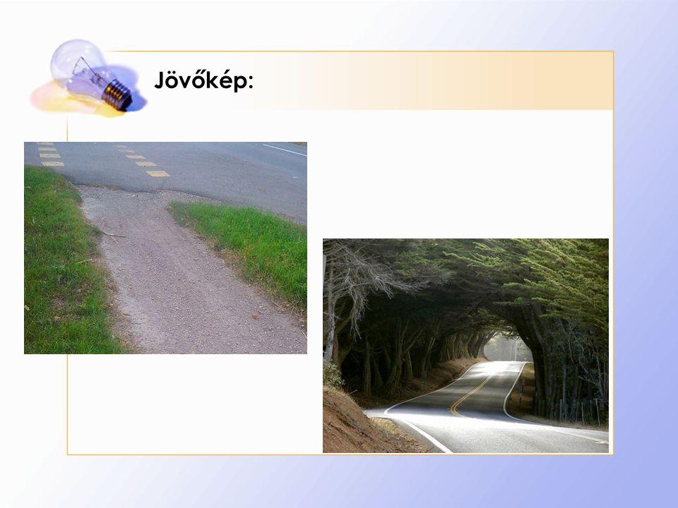 Jövőkép: