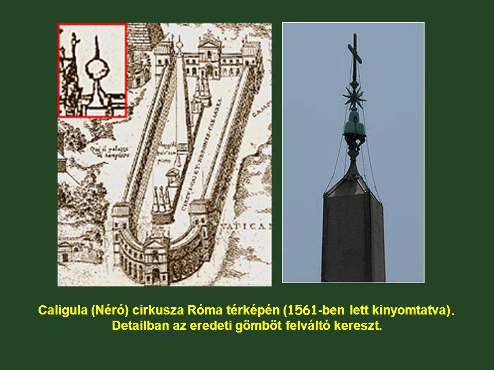 Ez az első obeliszk, amely az ókori Róma után fel lett állítva.