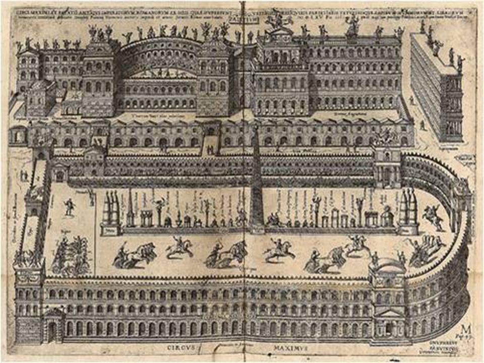Rajz a Vatican Galerie Mapy -ben, az 1580 – 1583 közötti évekből.