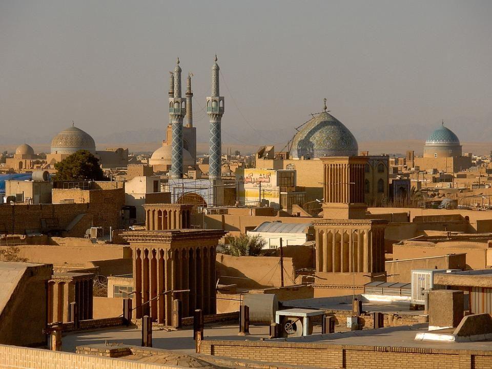 Yazd Yazd az egyik legrégibb történelmi jelentőségű város Iránban. 433.836 lakosa van.