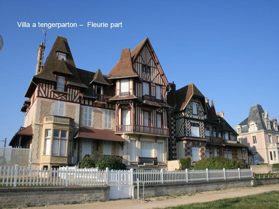 Villa a tengerparton – Fleurie part