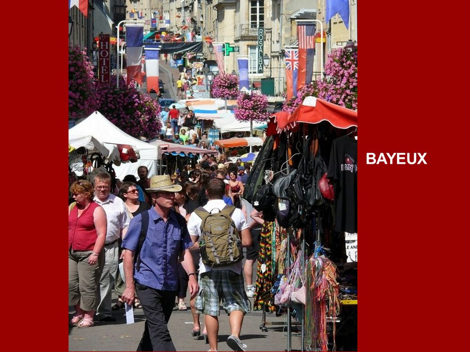 Bayeux – a katedrális