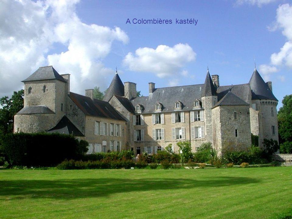 A Lantheuil kastély