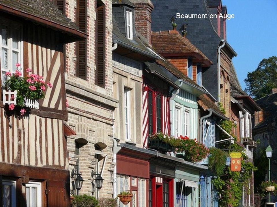 Beaumont en Auge