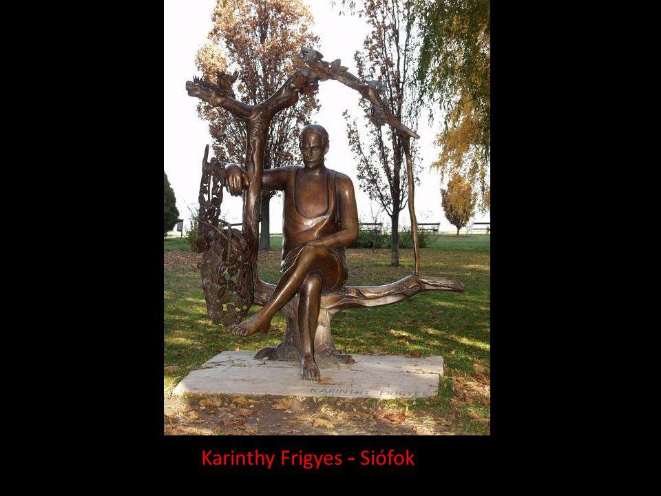 Márai Sándor - Kassa (Szlovákia)