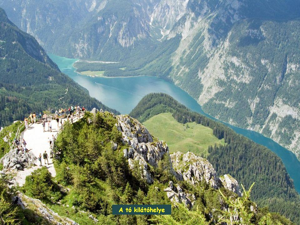 A németországi Berchtesgaden nemzeti park délkelet Bajorországban, közel a német – osztrák határhoz nevezetes sóbányáiról, termál forrásokról és Német