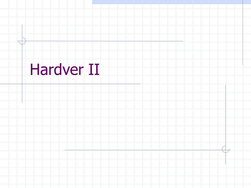 Hardver II